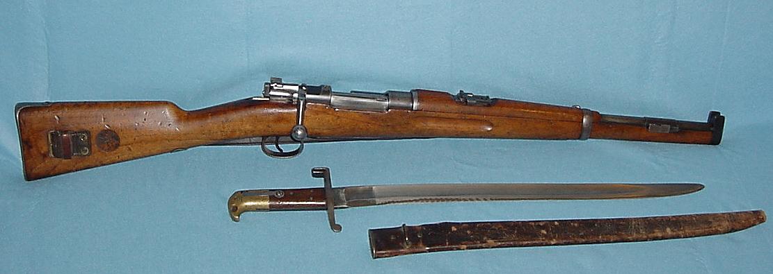 Dumoulin - Mauser Carbine - .280 Rem caliber