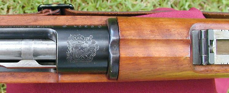 1895 Chilean Mauser, Modelo Mauser Chileno 1895, 7 62 Nato conversion