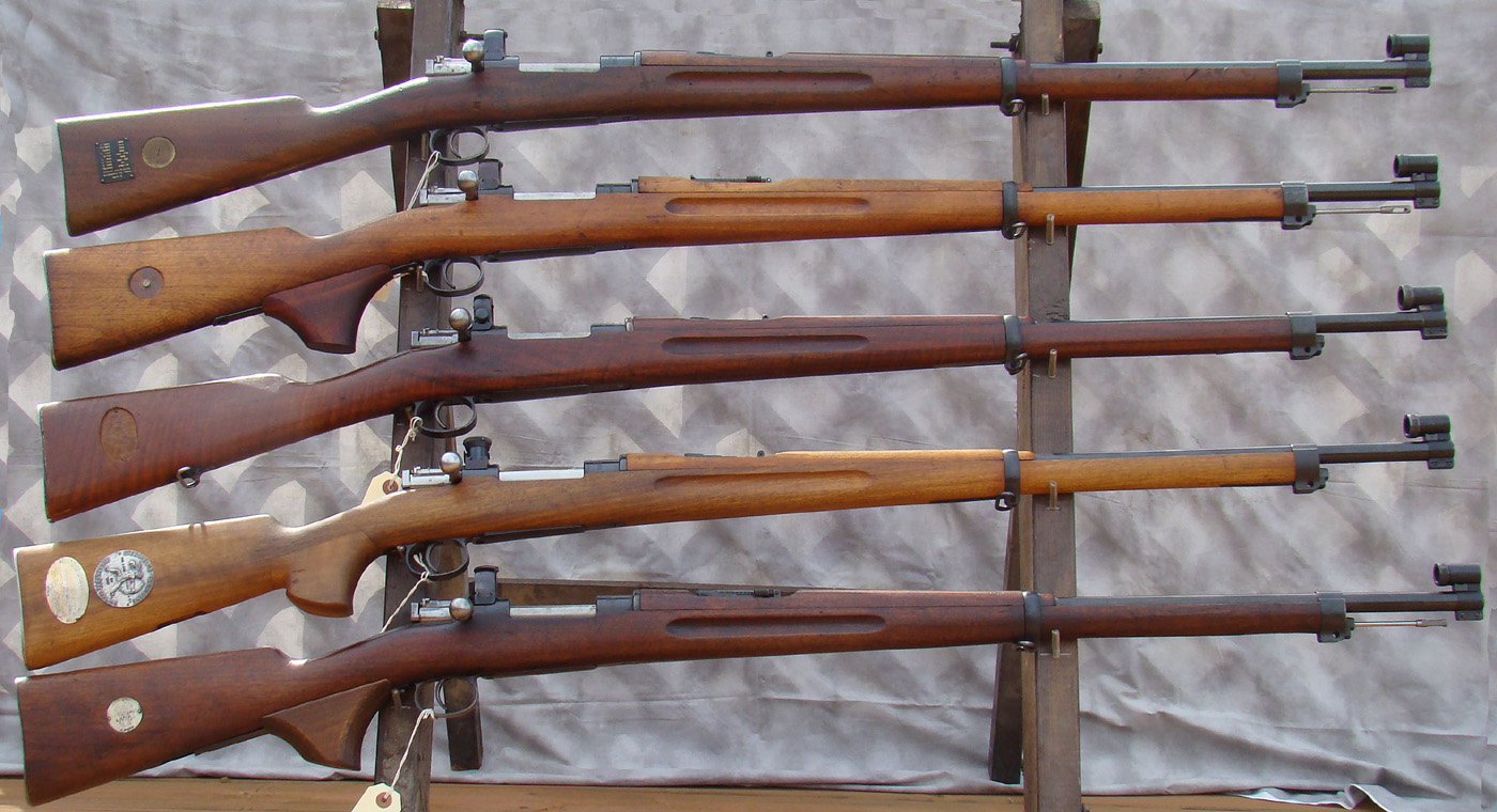 Swede FSR Mauser now in the safe - update - Paco Kelly's Leverguns com
