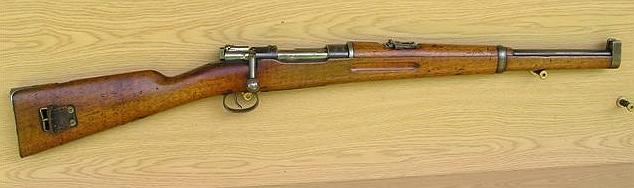 Czechoslovakian Mauser vz.33 Carbine : : C&Rsenal
