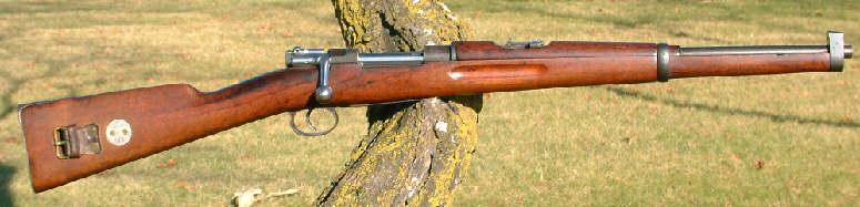 1894 Swedish Mauser carbine